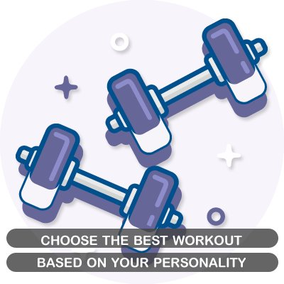How to choose the best workout based on your personality