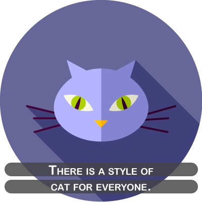 What your favorite cat says about your personality