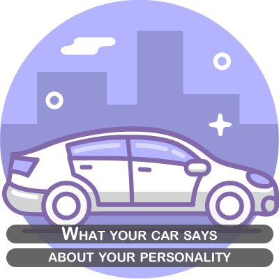 What your car says about your personality